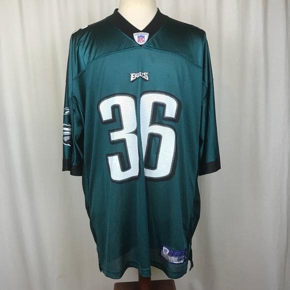 cheap for discount 66386 e76b7 Philadelphia Eagles MENS XXL 2XL Football Jersey